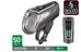 Trelock LS 560 I-GO CONTROL Cykellygter sort